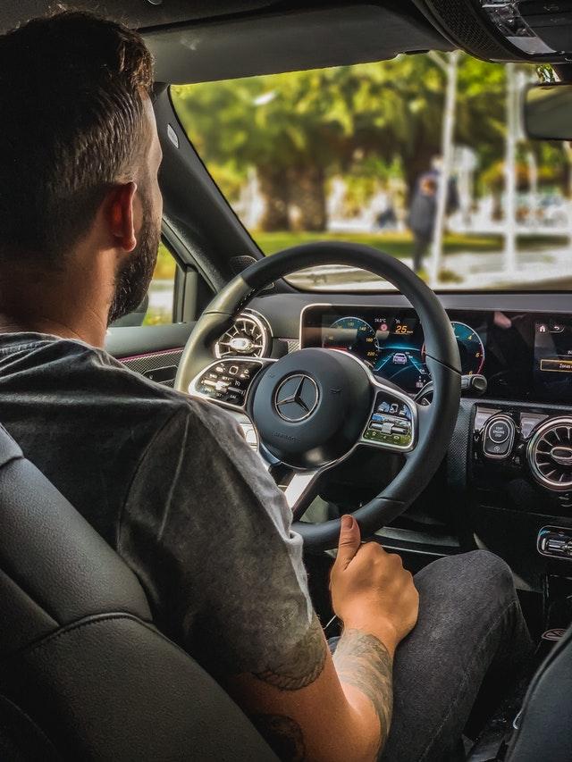 conduire voiture sans carte grise